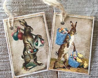 Peter Rabbit Hang Tags
