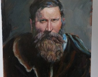 After Rubens - Bearded man