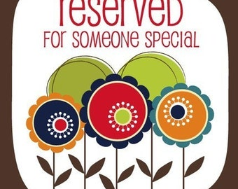 Reserved for SweetJane - Its a Hoot and Bella Solids