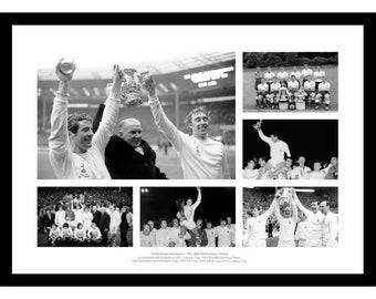 Tottenham Hotspur Bill Nicholson Years Photo Memorabilia