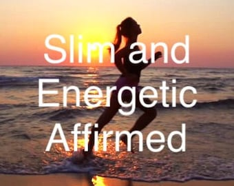 Hypnosis Slim And Energetic Affirmed Hypnotherapy