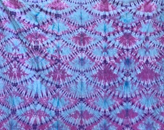 Mermaid Tie Dye Tapestry