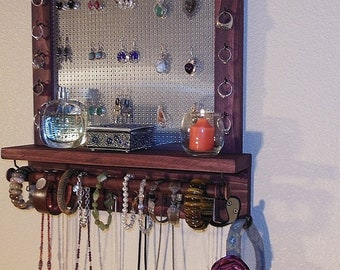 BIG SALE 20% OFF Jewelry Holder, Jewelry Organizer