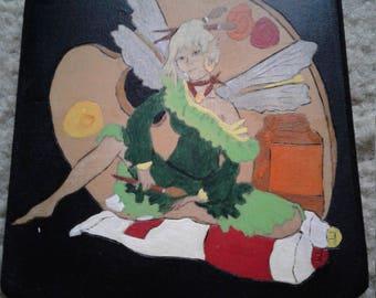 Fairy painting #1
