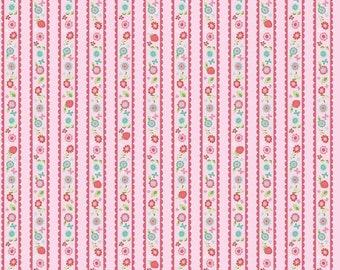 20% OFF Butterflies & Berries by RBD Designs Pink Stripe