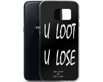 PUBG YLYL Samsung Case