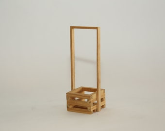 Mini Crate with Handle