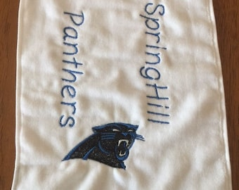 Spring Hill Panthers Sports Towels