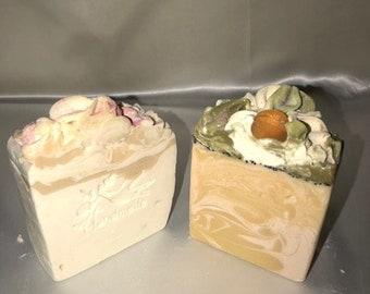 Mamera Scentuals' Banana Fruit Paradise Handmade Soap