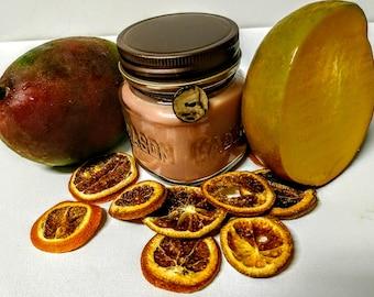 Mango Mandarin (type) Scented Soy Candle