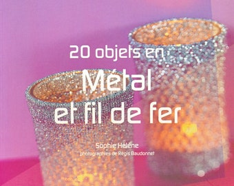 "Book ""20 objects and metal wire"""
