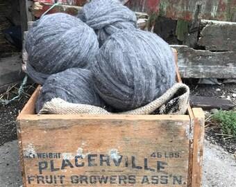 Southdown Babbydoll Wool Roving