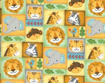 Custom Made Small Animal Hammock in Assorted Zoo Patterns