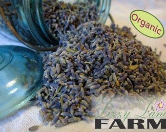 Lavender Buds- Bulk, Wholesale Lavender. 1.5 pounds (680grams)  dried lavender. Bulk Crafting Lavender