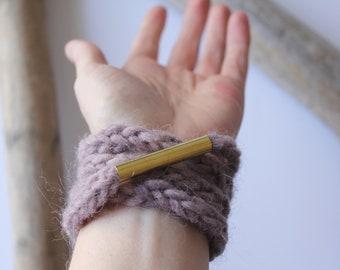 Strengr, a wrap bracelet