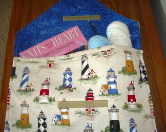 Lighthouse Tote/Envelope