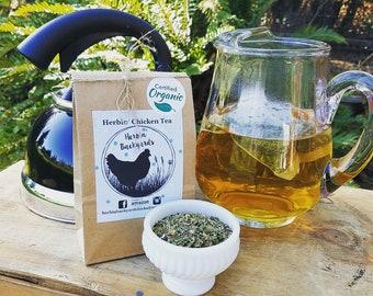 Herbin' Chicken Tea 3oz Bag