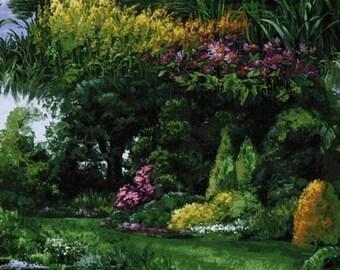 Michael Miller - Park Landscape