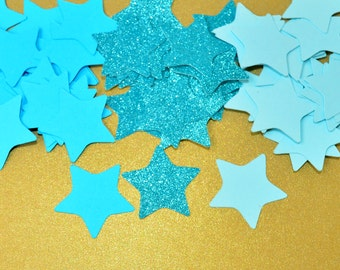 Twinkle Twinkle Little Star Table Scatter Star Confetti Party Decor Confetti First birthday Party Star Party Birthday Party Decor
