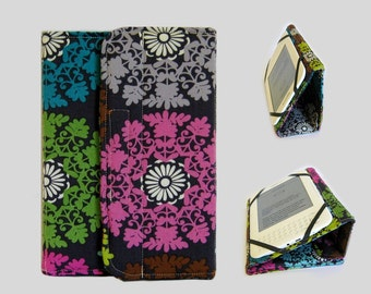 Standable Kindle Cover, Kindle Fire Case, Nook Cover, Kobo Case, Nexus 7 Cover, Kindle Fire HDX, iPad Mini, Dell Venue Medallion