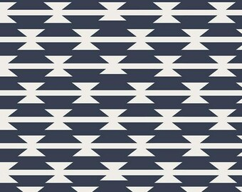 Tomahawk Stripe KNIT from Arizona - 1/2 Yard - April Rhodes for Art Gallery Fabric