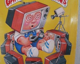 Topps Garbage Pail Kids Folder 1985