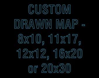 Custom Map Order