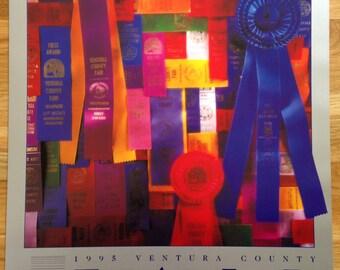 1995 Ventura County Fair Poster