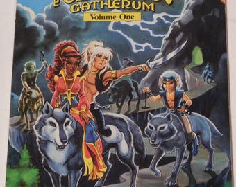 The Elfquest Gatherum Volume One & Two Paperback 1987/1988