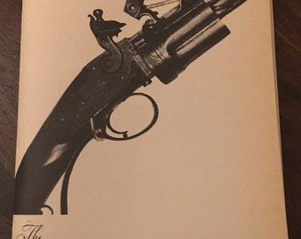1963 Museum of Historical Arms Catalog, Edition #15