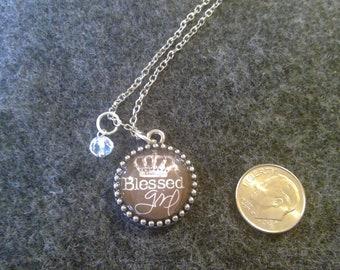 Necklace - Blessed God