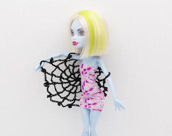 Crochet Cobweb Vest
