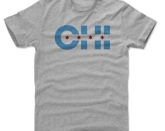 Chicago Shirt | Destinations & Illinois | Men's Cotton T Shirt | Chicago Illinois Chi
