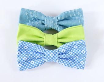 April Bow Tie Set