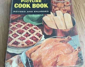 Betty Crocker's Picture Cook Book Revised and Enlarged