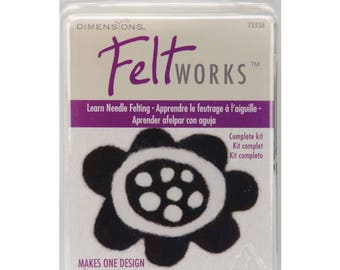Feltworks Beginner's Needle Felting Kit