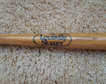 Louisville Slugger 125 Souvenir Mini Bat, Collectible Mini Bat, ASA Bat