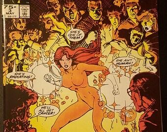 Firestar #3 (1986) Comic Book