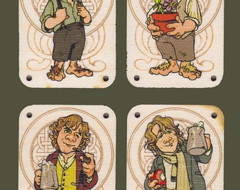 LotR Hobbits: Single Charms