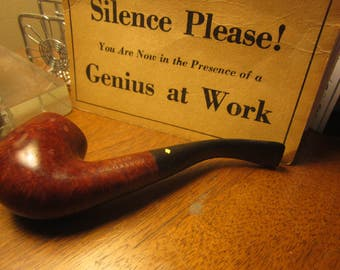 Dr. Grabow Smoking Pipe Old New Stock Savoy