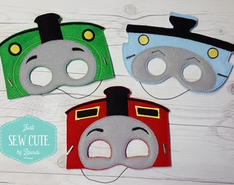 Train masks