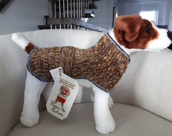 Knitwear Dog Coat
