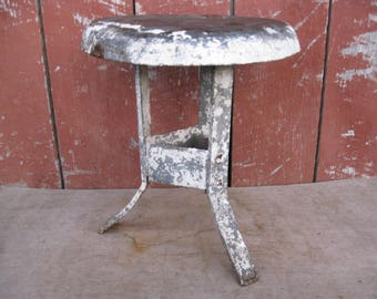 Antique Awesome Cow Milking Stool