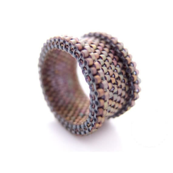 Barrel Ring | Sand