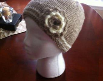 Beige Women hat, beige women hat, beige hat, teen hat,knit hat, beige hat