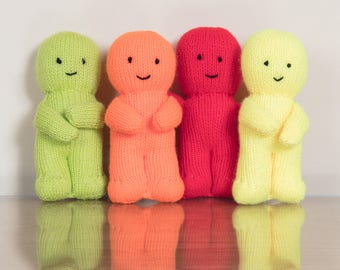 Jelly Baby Toy