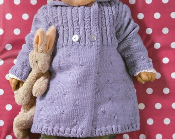 Trendy Baby Overcoat