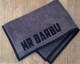 Custom big towel