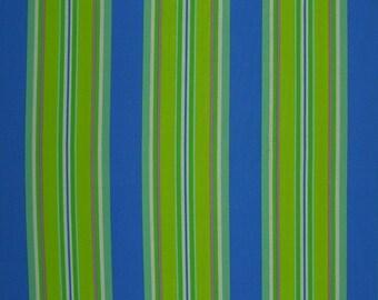 Dena Designs Monaco étroite bande bleue 1\/2 verges