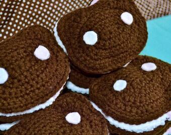 Steven Universe Crochet Cookie Cat Amigurumi Plushie
